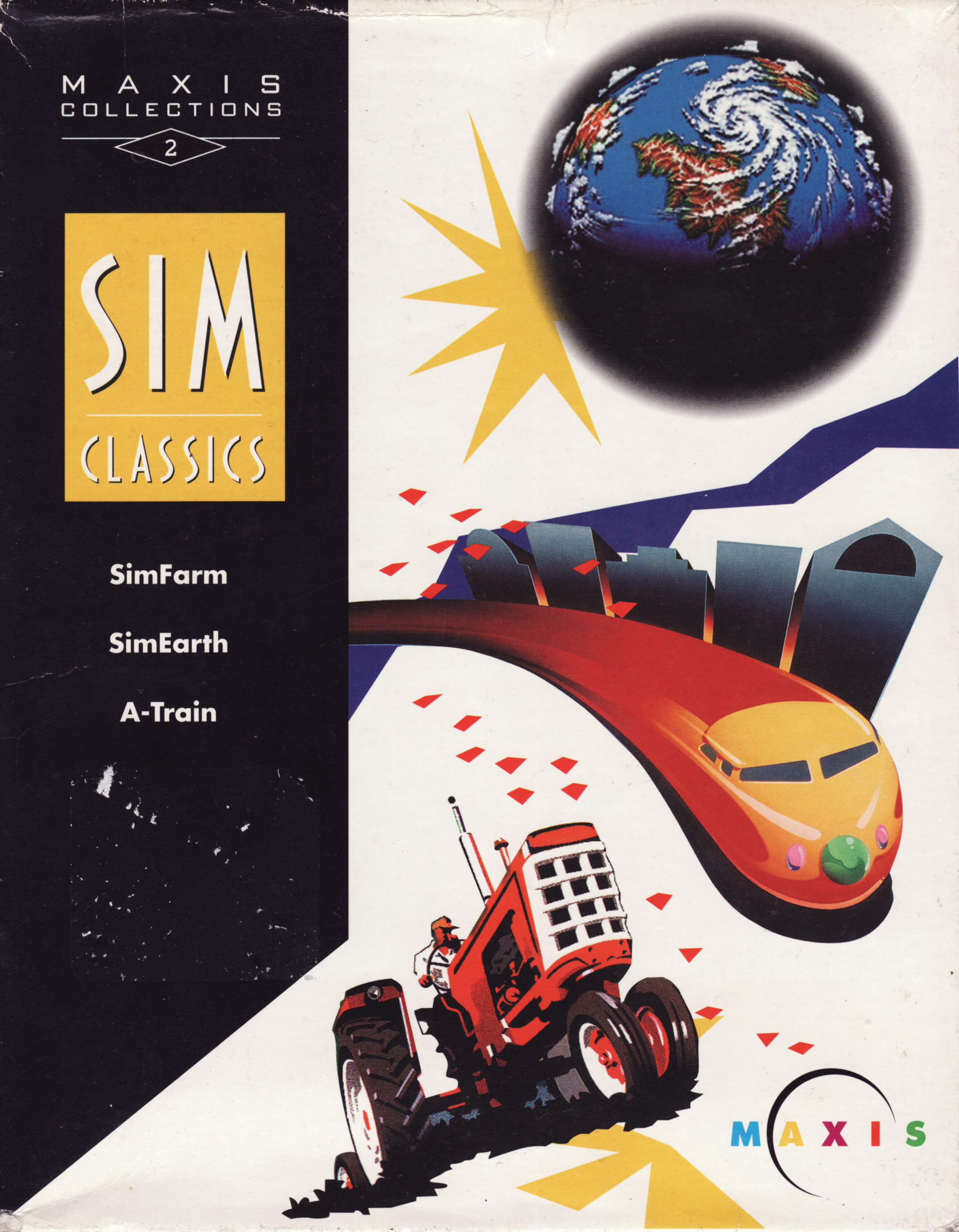 image : Sim Classics : Maxis Collections 2